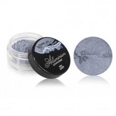 Тени минеральные для век  Alluminium  сатиновые, тон 1224  1,2g ChocoLatte