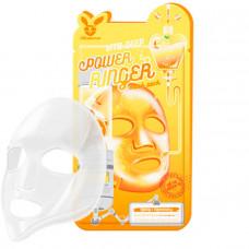 Тканевая маска с витаминным комплексом   Deep Power Ringer Mask Pack Vita   Elizavecca