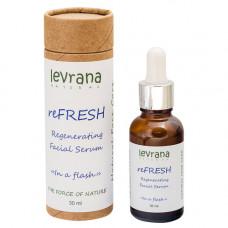 Сыворотка для лица   reFRESH   регенерирующая  30 ml Levrana